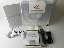 PS2 Console Gran Turismo Racing Playstation 2 Japan *EXCELLENT FOR COLLECTION*