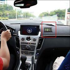 Ultra-thin LCD Digital Display Vehicle Car Dashboard Clock with Calendar Cool