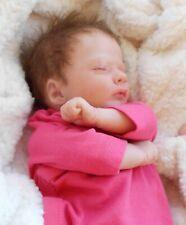 Reborn Baby Ashley - Realborn 3D Technik mit Zertifikat - lebensecht