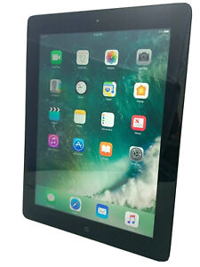 Apple iPad 4 A1458 A1459 16GB 32GB 64GB 128GB Wi-Fi + Cellular AT&T T-Mobile iOS