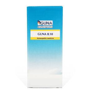 GUNA INTERLEUKIN 10 (IL10) 4CH 30ml Drops