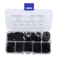 500pcs Gasket Pressure Washer Attachment Black M2-M10 Assortment Faucet