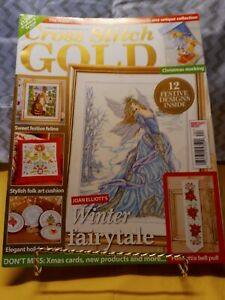 Cross Stitch Gold Magazine 2016 Year