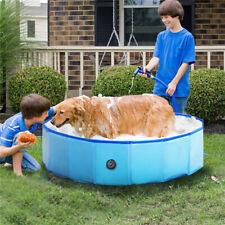 Pet Bathing Tub Bathtub Foldable Dog Cat Swimming Pool Pet Paddling Pool