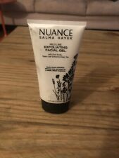 Nuance Wild Lime Exfoliating Facial Gel