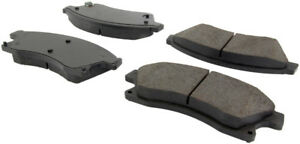 Disc Brake Pad Set fits 2011-2017 Chevrolet Sonic Cruze Cruze Limited  CENTRIC P