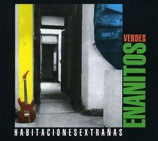 Los Enanitos Verdes, - Habitaciones Extradas [New CD]