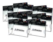 20 x  RFID Blocking Shieldex Credit Card Protector Sleeve Anti Theft Scan Safe