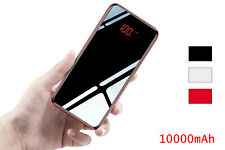 Power bank 10000 mAh portatile batteria esterna caricabatterie smartphone