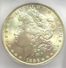 1886 MORGAN SILVER DOLLAR ICG MS67 VALUED AT $900!