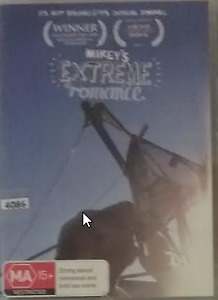 Mikey's Extreme Romance DVD R0 all regions