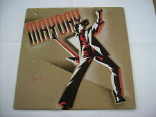 MAYDAY - MAYDAY - LP VINYL EXCELLENT CONDITION 1981 CANADA - CUT OUT SLEEVE