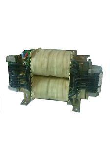 Trasformatore Lamellare prim: 2 x 120V , 2x 110V, 2x 100V 1,26 kw sec 17 - 220V