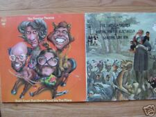 Lot of 2 Firesign Theatre comedy LP 70's  MINT w/poster