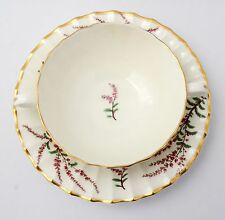 ROYAL WORCESTER DUNROBIN Cream Soup and Saucer
