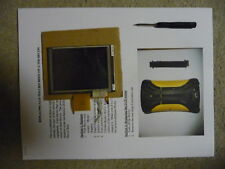 TDS Recon Screen Replacement Kit with instructions