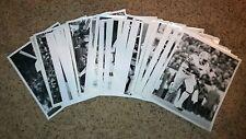 (100) 1960's-1980's MALCOLM EMMONS Basketball/Football Press Photos, HUGE LOT!