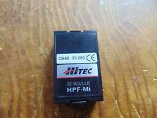 HITEC HPF-Mi 35 MHz RF MODULE SUIT ECLIPSE 7 TESTED & WORKING