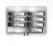 7x BLISTER   Brocade 57-1000117-01 8 Go LC SW SFP fibre 850