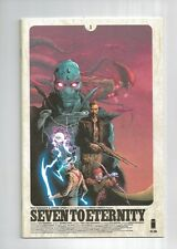 SEVEN TO ETERNITY #1 A, #2 A, #3 A, #4 A  all 1st prints OPENA  NM+ 9.6  Image