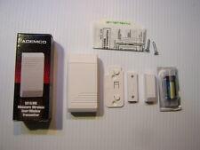 Ademco 5816MN 5816 Low Profile Custom LQQK Wireless Door Contact NIB w/New Batt