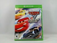 Cars 3: Driven to Win (Microsoft Xbox One, 2017) *NEW*