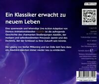 ALADDIN - ALADDIN-LESUNG ZUM KINOFILM   MP3 CD NEW