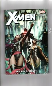 X-MEN, WAR MACHINES, Marvel Comics, Hard Cover Trade, Sealed (CC2)