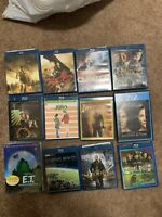 11 Bluray Movies Lot: Troy, Juno, Planet Earth, Road To Perdition, Etc