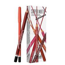 12x Kit Crayons à Lèvres Mat Lip Liner Eyeliner Ombre à Paupière Waterproof