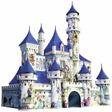Disney Disneyworld illustré 3D Château Jigsaw Puzzle 216pc Ravensburger