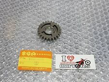 SUZUKI RM 50/80 DS80 OR50 JR80 NEW GENUINE 4TH GEAR DRIVEN NT:24  24241-46000
