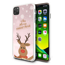 Christmas Xmas Festive Mobile Phone Case Cover For Apple Samsung Huawei - E6