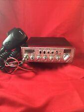 Vintage Cobra 29 Ltd Classic Cb Radio Works With Cobra Hand Piece