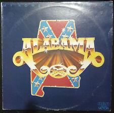 ALABAMA MY HOME'S IN ALABAMA VINYL LP AUSTRALIA