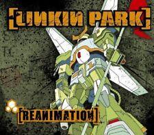 Linkin Park Reanimation (20 tracks/multi media, 2002)  [CD]