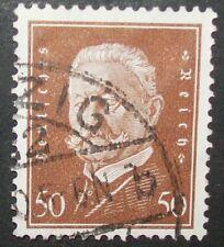 N°1310 Briefmarke deutsches reich gestempelt cad
