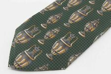 CHRISTIAN DIOR silk neck tie made in Italy