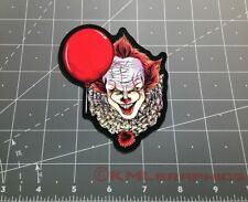 Pennywise It decal sticker horror Chapter 2 two movie clown art Stephen King