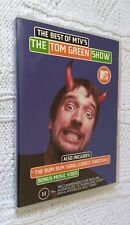 THE BEST OF MYTV'S - THE TOM GREEN SHOW - DVD, R-4, LIKE NEW, FREE POST