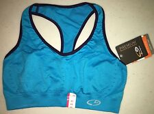 Nwt Champion Ladies Sports Bra Turquoise Size Xsmall