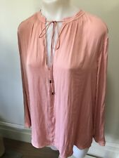 SZ 12 WITCHERY BLOUSE SHIRT TOP *BUY FIVE OR MORE ITEMS GET FREE POST