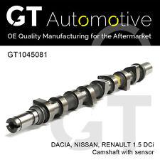 CAMSHAFT FOR DACIA NISSAN RENAULT1.5 DCi K9K ENGINE 8200718120 GT1045081