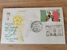 More details for pele signed fdc 1970 world cup rare
