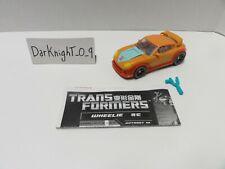 Transformers Generations GDO Wheelie Hasbro