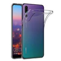 """Housse Etui Coque Gel UltraSlim et Ajustement parfait pour Huawei P20 Pro 6.1"""""""