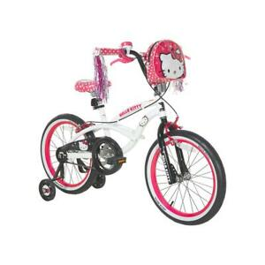 18 in. Girls Bike Hello Kitty by Dynacraft