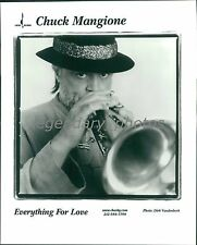 Chuck Mangione   Chesky Records Original Music Press Photo