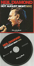 NEIL DIAMOND Rare 10TRX SAMPLER Europe NEWSPAPER Limit PROMO CD USA seller 2008