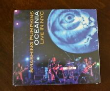 Oceania: Live in NYC [Video] [2CD /1 DVD] The Smashing Pumpkins (3-disc set) NEW